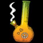 Hippie-chicks-swag-bus-bongs-water